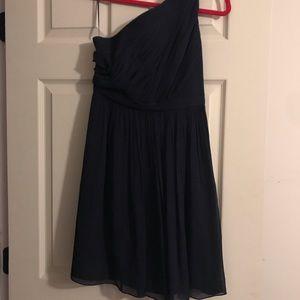 J Crew silk dress size 2